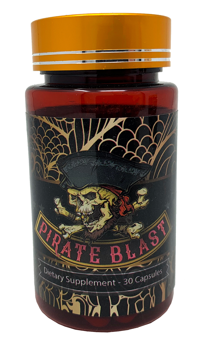 Pirate Blast Ingredients